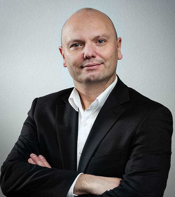 Boris Wetzel Geschäftsführer bei choin!