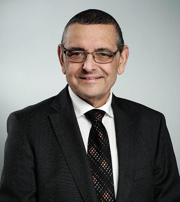 Karl-Heinz-Michalik kaufmännischer Geschäftsführer bei choin!
