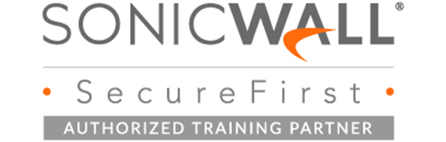 SonicWall Secure First Authorized Training Partner